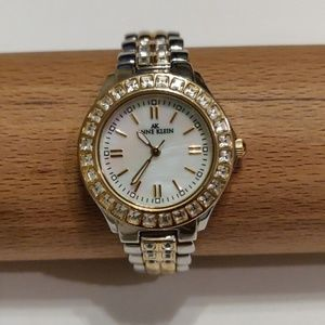 Anne Klein Swarovski Crystal Women's Watch